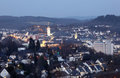 Town Siegen, Germany Stock Photo
