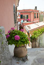Town of vernazza Royalty Free Stock Images