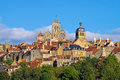 The Town Vezelay, Burgundy