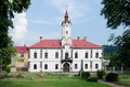 Townhall of Lubietova town