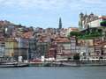 Townscape in Porto Royalty Free Stock Image
