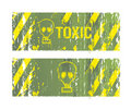 Toxic backgrounds Stock Photos