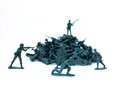 Toy army men Royalty Free Stock Photo