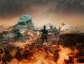 Toy Battlefield