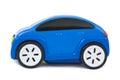 Toy car Royalty Free Stock Photo