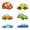 Toy cars Stock Photography