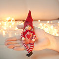 Toy Christmas Elf Stock Photography