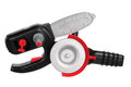 Toy Electric Saws Royalty Free Stock Photo