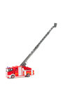 Toy firetruck Royalty Free Stock Photo