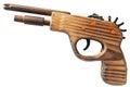 Toy gun Royalty Free Stock Photo