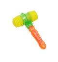 Toy hammer Royalty Free Stock Photo