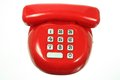 Toy Phone Royalty Free Stock Photo