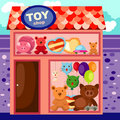 Toy shop Royalty Free Stock Images