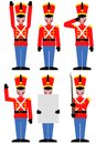 Toy soldier Lizenzfreies Stockfoto