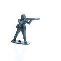 Toy soldier three Royalty Free Stock Photo