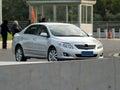 Toyota corolla Royalty Free Stock Photo