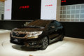 Toyota corolla car at the shanghai international auto show Stock Photography