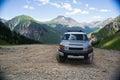 Toyota On The Mountains