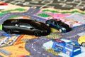 Toys cars Royalty Free Stock Photo