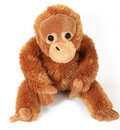 Toys: monkey Royalty Free Stock Photos