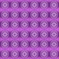Tracery background abstract design in purple Royalty Free Stock Photo