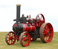 Traction Engine Royalty Free Stock Photo