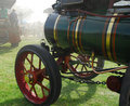 Traction Engines Royalty Free Stock Photos