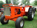 Tractor Allis Chalmers Royalty Free Stock Images