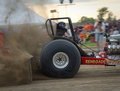 Tractor Pull 9 Royalty Free Stock Photo