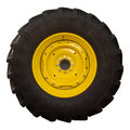 Tractor Tire Royalty Free Stock Photography