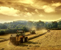 Tractors Royalty Free Stock Photo