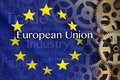 Trade and Industry - European Union Royalty Free Stock Photo