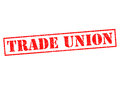 TRADE UNION Royalty Free Stock Photo