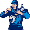 Tradesman handyman mechanic