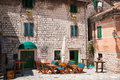Traditional Adriatic house Royalty Free Stock Images