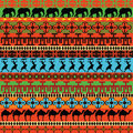 Traditional African pattern Stock Photos