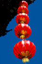 Traditional asian lampion. Stock Image