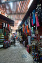 The traditional Berber market Royalty Free Stock Photos