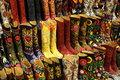 Traditional boots Royalty Free Stock Images
