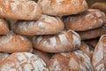 Traditional bread in polish food