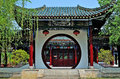 Traditional building a chinese style Royalty Free Stock Photography