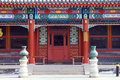 Traditional chinese building Stock Photography