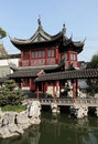 Traditional Chinese Building Royalty Free Stock Images