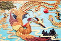 Chinese Phoenix Art Wall China
