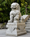Traditional Chinese Stone Lion...
