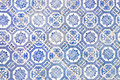 Traditional Chinese tiles Royalty Free Stock Photo