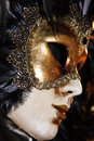 Traditional colorful Venice mask Royalty Free Stock Photo