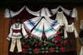 Traditional costume Royalty Free Stock Photos