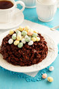 Traditional Easter Cake Of Cho...