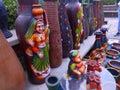 Traditional handicraft. Royalty Free Stock Photo